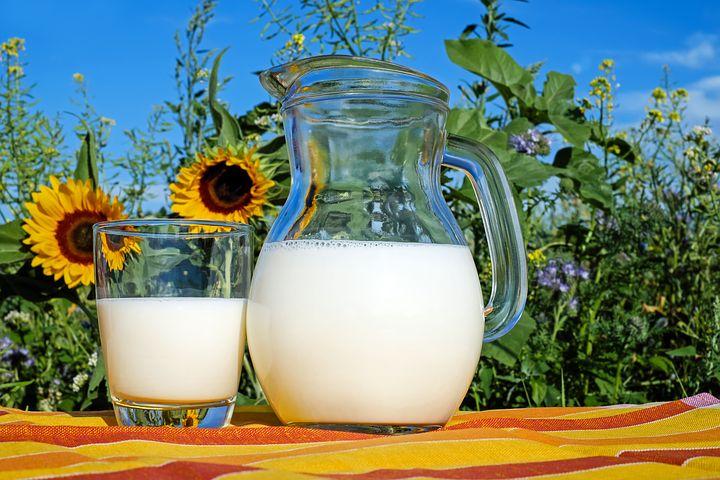 молоко от крс - производство